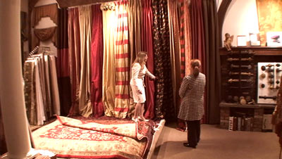 Curtain Exchange Showroom