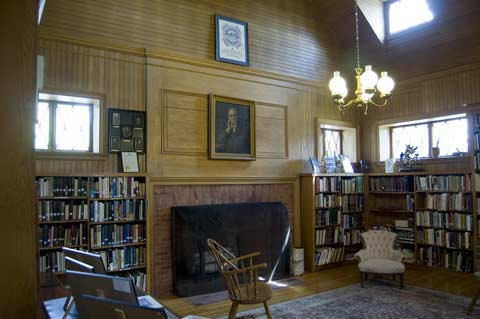 Hillview Free Library Great Room